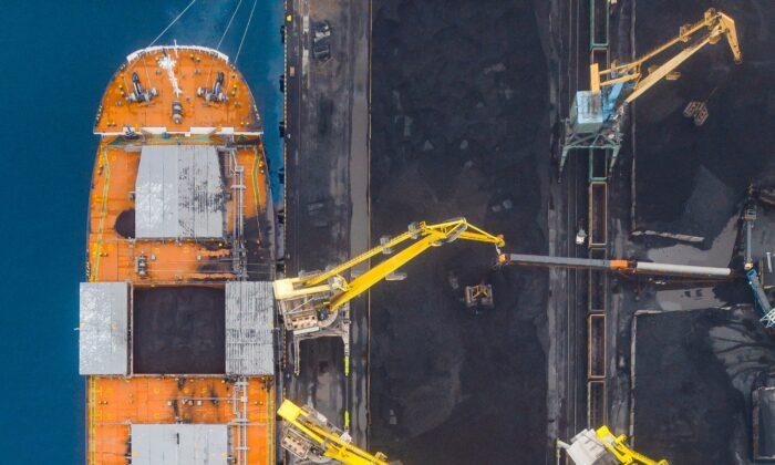 Australia's coal exports remain unaffected by the European Union's Carbon Border Adjustment Mechanism. (Parilov/Shutterstock)