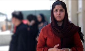 Afghan Army Officer Witnessed 'Humanitarian Disaster' Before Evacuation to UK