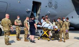 Pregnant Afghan Woman Gives Birth Aboard C-17 Cargo Plane Evacuating Afghanistan; US Air Force Medics Help