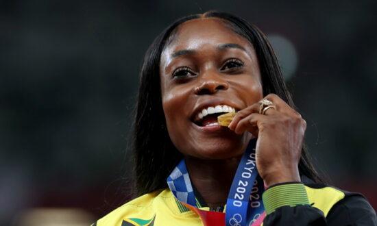 Sprint Queen Thompson-Herah Has Eye on Long-Standing Women's 100m Record
