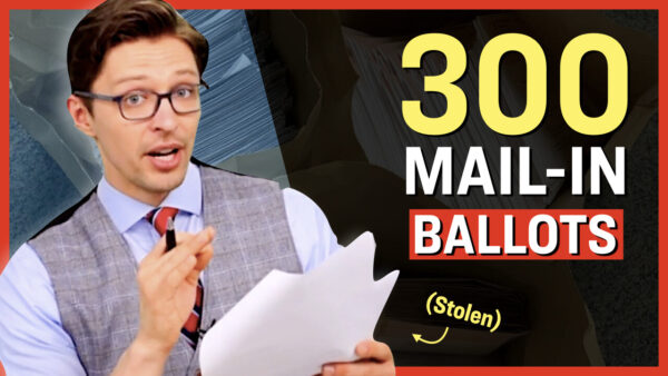 Facts Matter (Aug. 25): Man Arrested with Over 300 Unopened Recall Ballots, Fake IDs, Loaded Gun