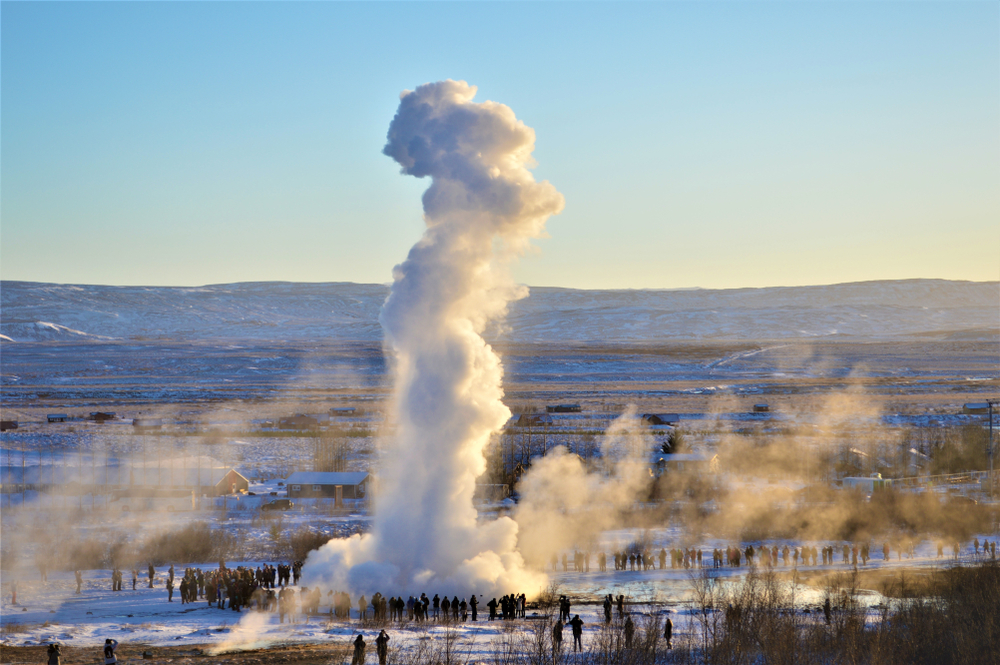 The,Great,Geysir,,Iceland