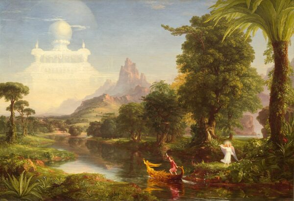 Thomas_Cole_-_The_Voyage_of_Life_Youth,_1842_(National_Gallery_of_Art)