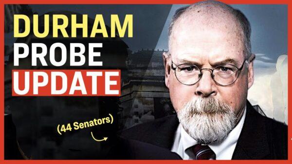 Facts Matter (Aug. 26): 44 Senators Issue Letter Demanding Durham Report Be Made Public; Grand Jury Pushing Forward