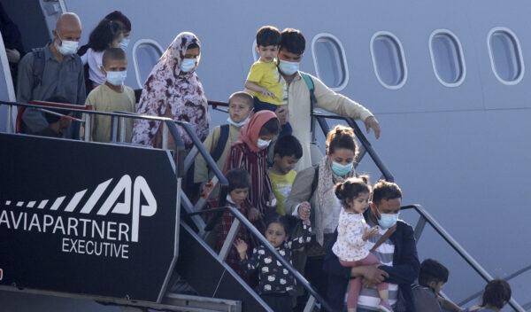 Belgium evacuation