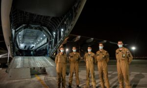 France to End Afghanistan Evacuations on Aug. 27