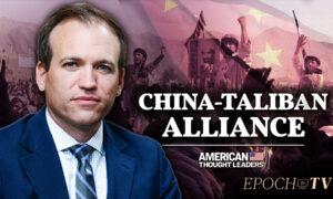 Johnnie Moore on the 'Human Rights Catastrophe' in Afghanistan and the China, Taliban, Pakistan Alliance