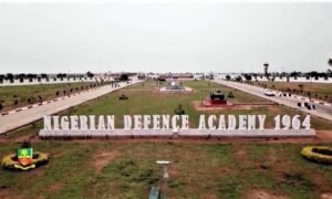 Gunmen Attack Nigeria's Defense Academy