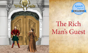 Ancient Tales of Wisdom: The Rich Man's Guest