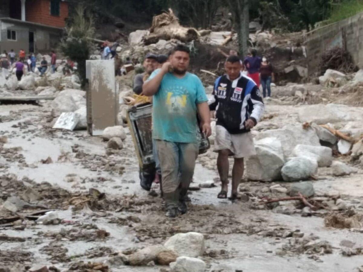 venezuela-flood