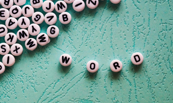 Take a break from the news and enjoy some word play. (CasPro/Shutterstock)