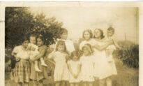 The Family Table: Summer Memories of an Italian-American Jersey Farm Girl