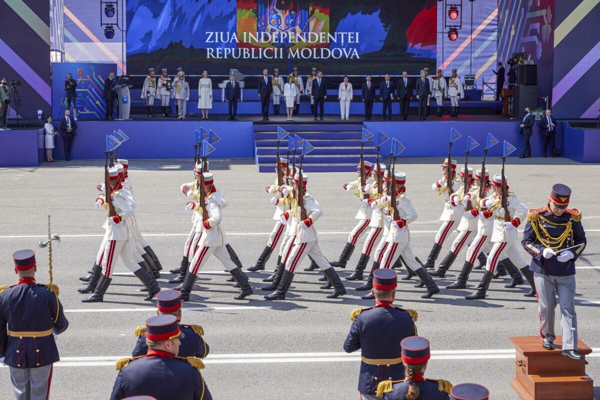 Moldova National Day