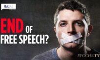 End of Free Speech?