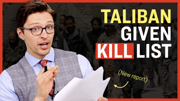 Facts Matter (Aug. 27): Report: US Officials Provided Taliban with Names of Americans, Afghan Allies