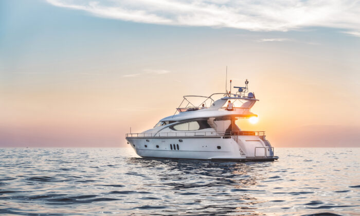 Amid endless months of social distancing, boating allows you to enjoy amazing bonding time with small groups of friends and family. (Ziga Plahutar/Getty Images)