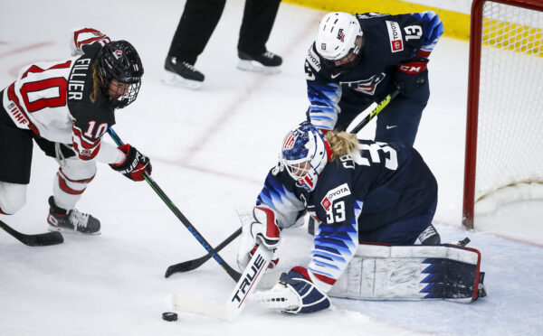 Women's World Championship hockey