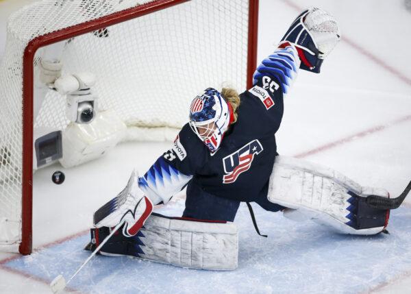 IIHF Women's World Championship hockey