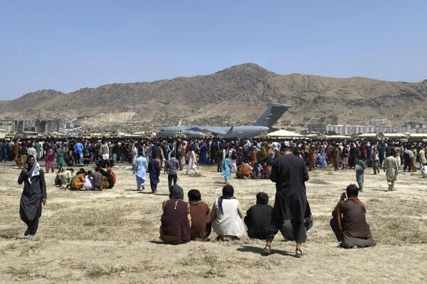 Afghanistan Stranded