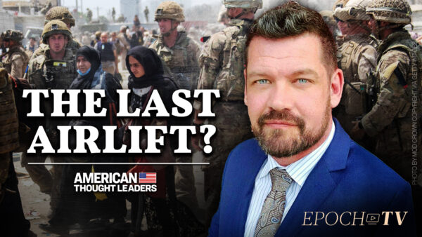EXCLUSIVE: Ex-Special Ops Michael Brewer on Heroic Rescue Efforts Airlifting Americans, Afghans out of Afghanistan