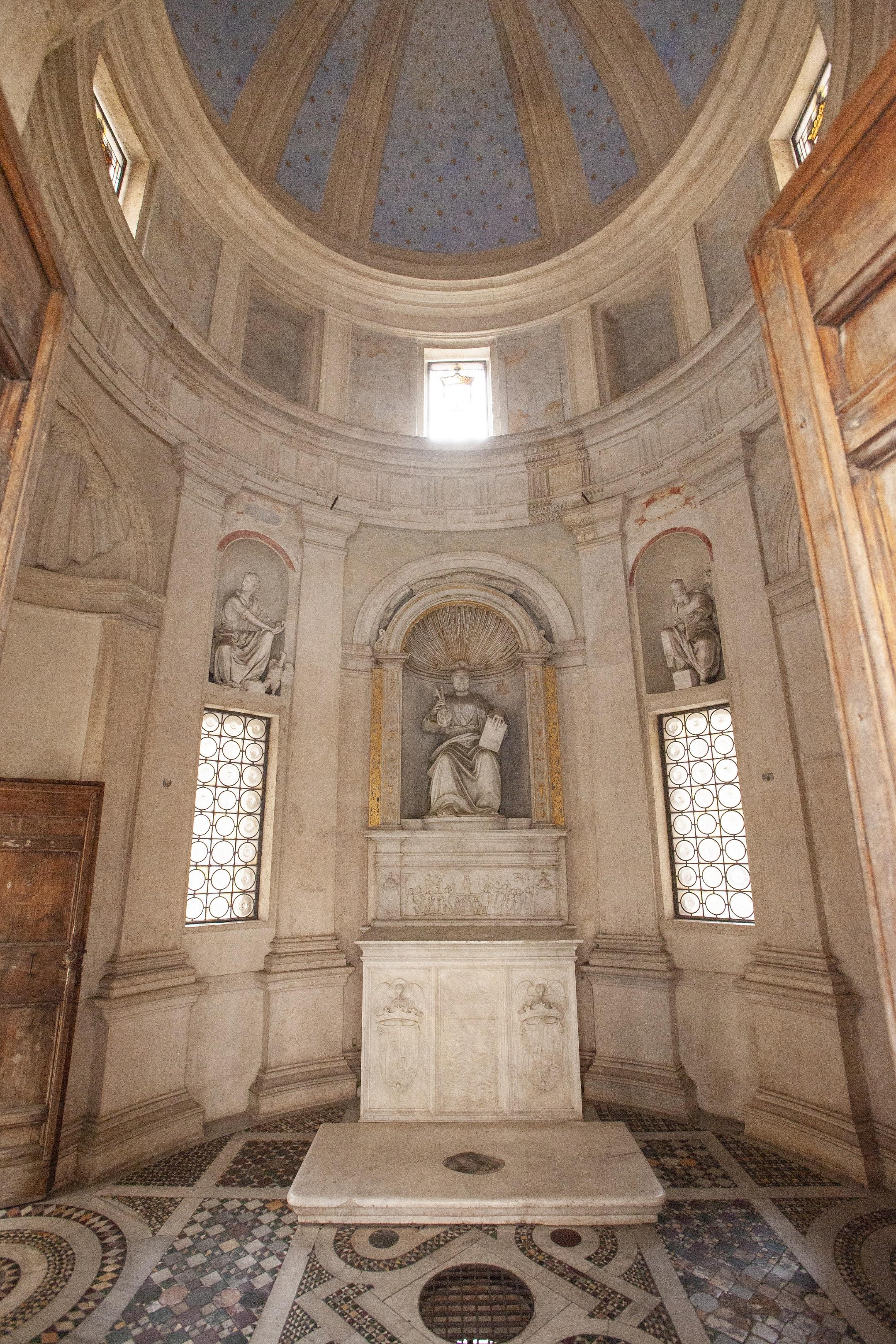 Rome - The Tempietto