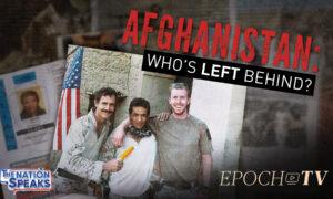 Left Behind: Afghans in Peril