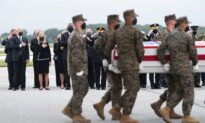 Biden, First Lady Receive Remains of Soldiers Killed in Terrorist Attack in Kabul