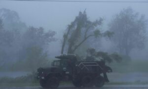 Gas Prices to Rise as Hurricane Ida Shuts Down 95 Percent of Gulf's Oil Production