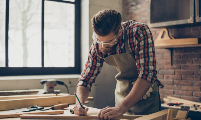 Even busy people, with mega-stressful lives, need hobbies—maybe even more than the average person. (Roman Samborskyi/Shutterstock)