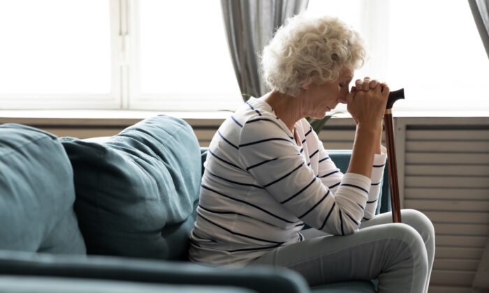 If you are moving less than you are able to, a change in point of view may help you recoup some of your mobility and emotional health. (Fizkes/Shutterstock)