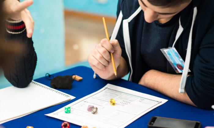Estimates vary but around ten million Americans may play D&D regularly. (Novikova-Asheulov Natalia/Shutterstock)