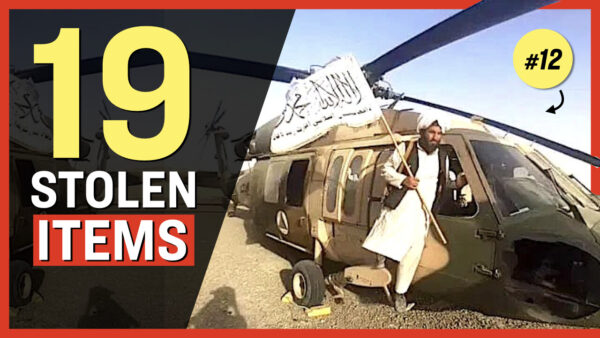 Facts Matter (Aug. 30): 19 Unbelievable Weapons, Vehicles, Planes the Taliban Took From Us; Rockets Fired at Airport