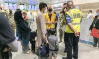Hundreds of Afghan Evacuees Arrive in Philadelphia