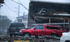 Biden Declares Major Disaster as Hurricane Ida Lashes Louisiana