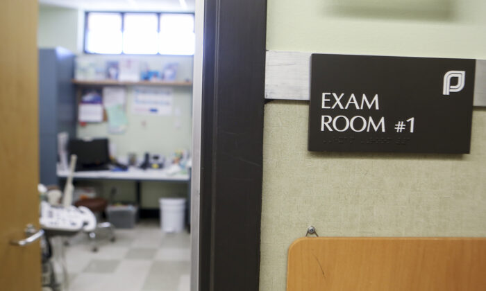 An exam room is seen at the Planned Parenthood South Austin Health Center in Austin, Texas, on June 27, 2016. (Ilana Panich-Linsman/Reuters)