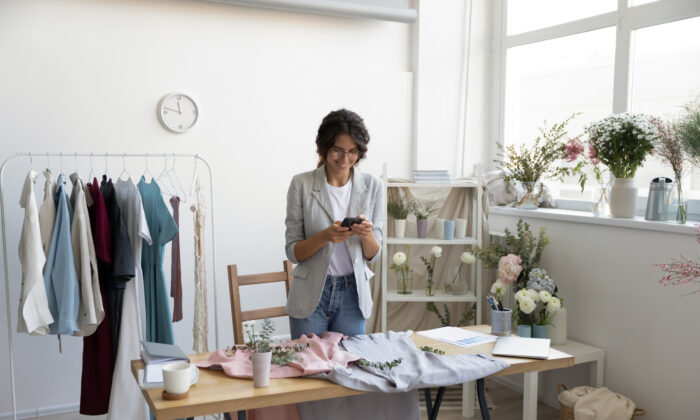For project experience, how about starting a small business of your own? (fizkes/Shutterstock)