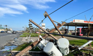 Hurricane Ida Leaves Indelible Mark in Louisiana