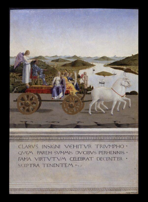 Triumph of Federico da Montefeltro