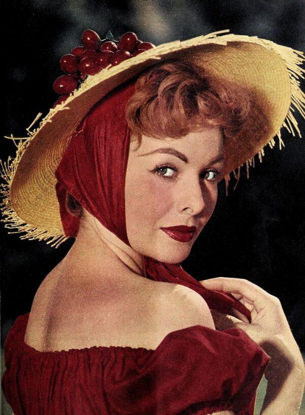 Jeanne_Crain_by_Phil_Stern,_1954