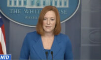 LIVE: White House Press Briefing With Jen Psaki