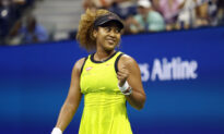 Osaka Kicks Off US Open Title Defense With Straight Sets Win
