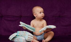Disposable Diapers: Bad News for Babies and the Planet