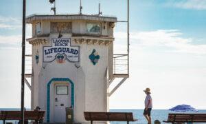 Laguna Beach Reopens Sand Area on Beaches Following Oil Spill