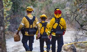 California Faces a Firefighter Shortage Amid Fire Season