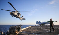 Navy Helicopter Crashes Off San Diego Coast, 5 Missing