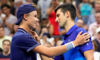 Rune Loses to Djokovic but Wins Over Fickle New York Crowd