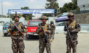 France Says 'A Few Dozen' French Nationals Still in Afghanistan