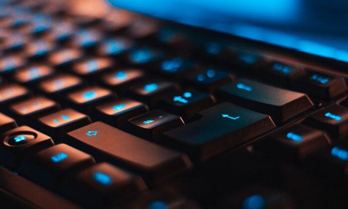 LED-Keyboard. (Christian Wiediger/Unsplash)