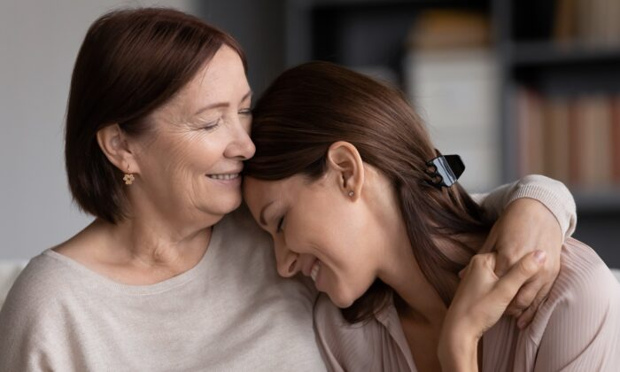The connection and companionship of healthy relationships is also good for our mental and physical wellbeing. (fizkes/Shutterstock)