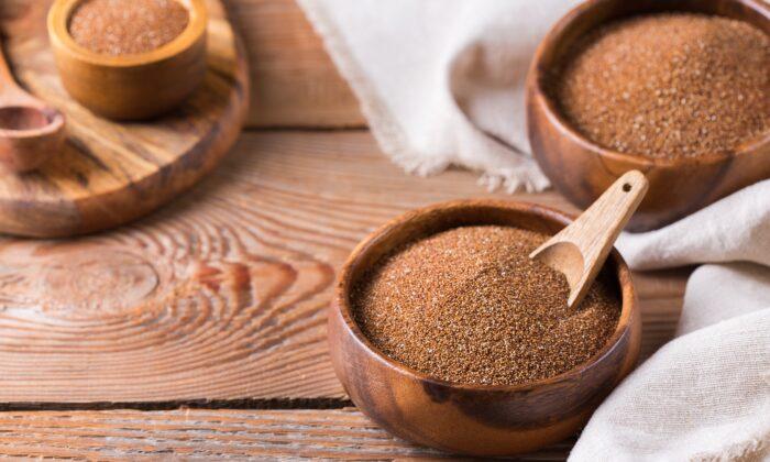 Ancient grain teff is popular in Eritrean and Ethiopian cuisine. (Antonina Vlasova/Shutterstock)